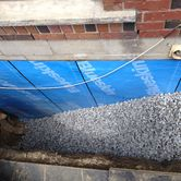 Foundation Wall Waterproofing & Repairs